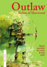 Cover für Outlaw: Robin of Sherwood – Reader