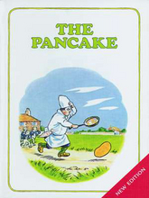 Cover für The Pancake and Other Stories