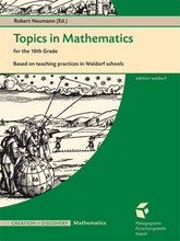 Cover für Topics in Mathematics for the 10th grade