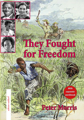 Cover für They Fought  for Freedom - Reader