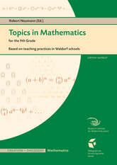 Cover für Topics in Mathematics for the 9th Grade