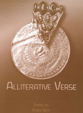 Cover für Alliterative Verse