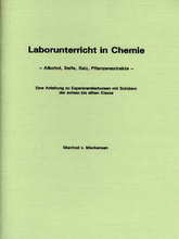 Cover für Laborunterricht in der Chemie