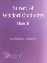 Cover für Survey of Waldorf Graduates II