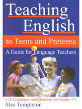 Cover für Teaching English to Teens and Preteens