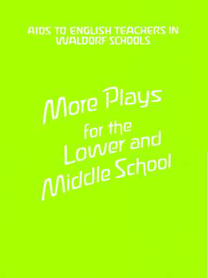 Cover für More Plays for the Lower and Middle School