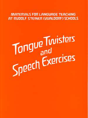 Cover für Tongue Twisters and Speech Exercises