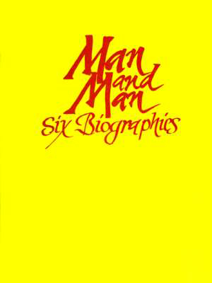 Cover für Man and Man