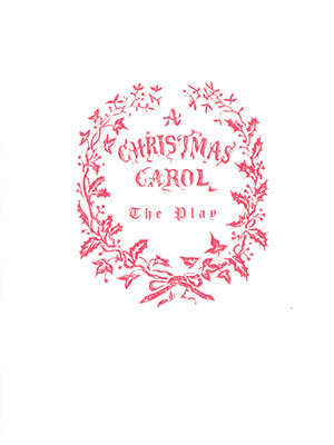 Cover für A Christmas Carol - THE PLAY