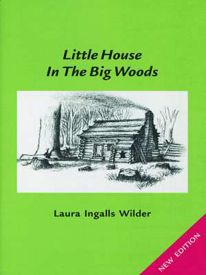 Cover für Little House in the Big Woods