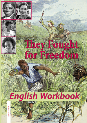 Cover für They Fought  for Freedom - Workbook