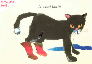 Cover für Le chat botté