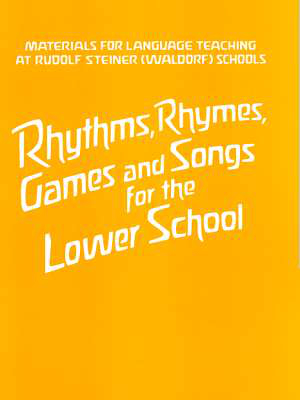 Cover für Rhythms, Rhymes, Games and Songs for the Lower School